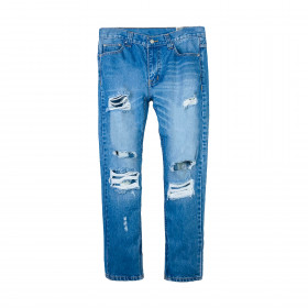 OVDS RIPPED JEANS